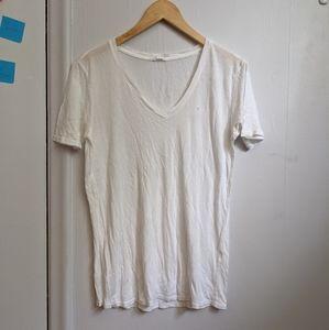 garage v-neck t-shirt